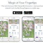 【WDW】公式アプリ「My Disney Experience」使い方を解説!